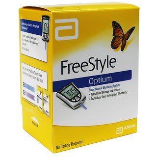 FreeStyle Optium Blood Glucose Monitoring System