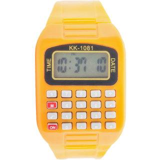 Digital Calculator Watch  Boys  Girls