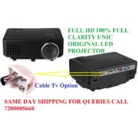 FULL HD FULL CLARITY 100 PERFORMANCE LED PROJECTOR MODE