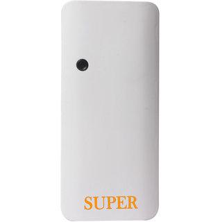 Hobins P3 fast charging 20000 maH power bank (white,black)
