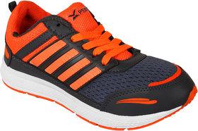 Earton Men/Boys Orange Sports Running Shoes