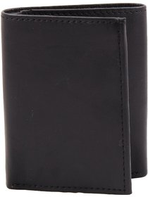 Angel homes Faux Leather 3-Fold Wallet