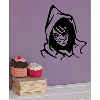 Decor Villa Wall Sticker (Look At Me ,Surface Covering Area 23 x 27 Inch)