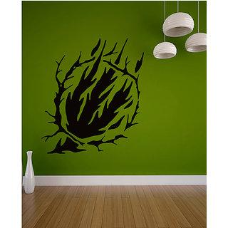 Decor Villa Wall Sticker (Tree Branch ,Surface Covering Area 17 x 19 Inch)