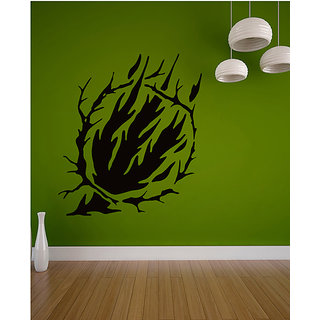 Decor Villa Wall Sticker (Tree Branch ,Surface Covering Area 23 x 26 Inch)