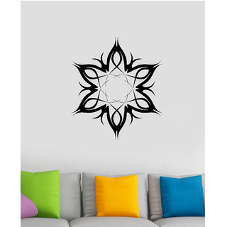 Decor Villa Wall Sticker (Star ,Surface Covering Area 23 x 26 Inch)