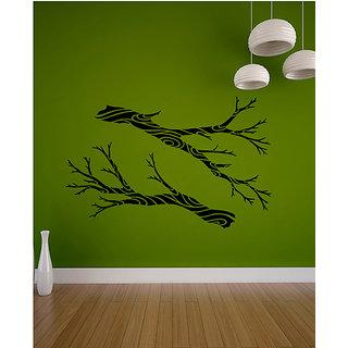 Decor Villa Wall Sticker (Tree Branch ,Surface Covering Area 26 x 17 Inch)