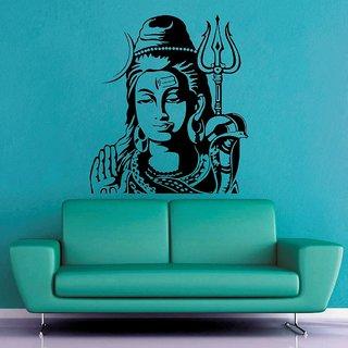 Decor Villa Wall Sticker (Jai sankar ji ,Surface Covering Area 23 x 26 Inch)