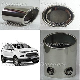 Car Exhaust Muffler Tip Pipe For Ford Ecosport 6780 In India
