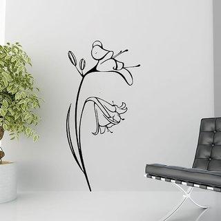 719de34a608 Decor Villa Wall Sticker (paisley bird wall Sticker