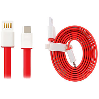 Samsung Galaxy J5 (2016) Usb charging and usb data cable -Red
