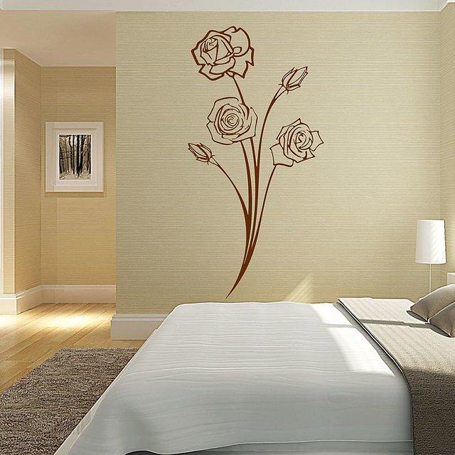 Vinyl Self Adhesive Wallpaper Bedroom Living Room Wall Stickers Home Decor 32ft