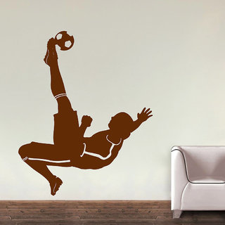 Decor Villa Wall Sticker (Out Of Control ,Surface Covering Area 17 x 23 Inch)