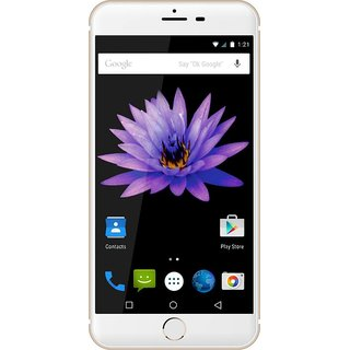 Swipe Konnect Star Plus (1 GB, 8 GB, Rose Gold)
