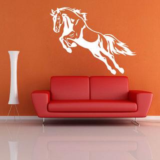 Decor Villa Wall Sticker (Horse ,Surface Covering Area 22 x 17 Inch)