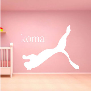 Decor Villa Wall Sticker ( Koma ,Surface Covering Area 26 x 20 Inch)