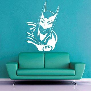 Decor Villa Wall Sticker (Batman closeup ,Surface Covering Area 17 x 26 Inch)