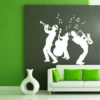 Decor Villa Wall Sticker ( Classical Music ,Surface Covering Area 24 x 23 Inch)