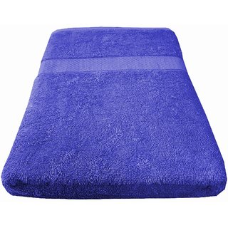 Welhouse India 550 GSM 100 Combed Cotton Roman Bath Towel (60x120) RMBT-1012