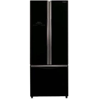 Hitachi R-Wb480Pnd2(Gbk) 456 L French Door Frost Free Refrigerator Black