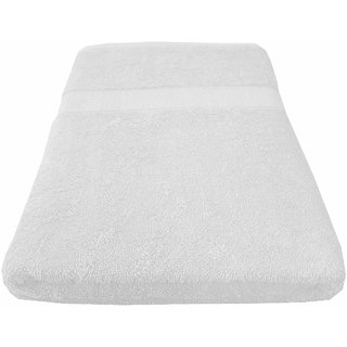 Welhouse India 550 GSM 100 Combed Cotton Roman Bath Towel (60x120) RMBT-1016