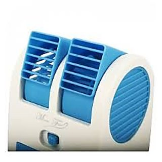 CP Bigabsket Mini Dual Bladeless Fragrance Fan