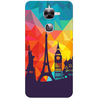 LeEco LeTv Le 2S  Printed Designer Back Cover By Prints Ways