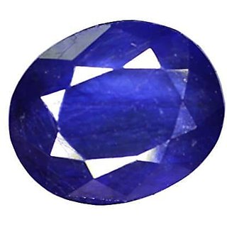 Blue sapphire Neelam Natural Certified Original Unheated Gemstone Best Quality Natural Shining  12.40 cts