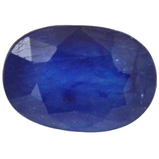Blue Sapphire Gemstone Certified  Neelam Loose Natural Certified Precious Stone  7 Carat