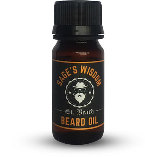 Saint Beard -Sage's Wisdom Beard Oil