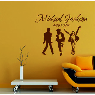 Decor Villa Wall Sticker (Mickel jection ,Surface Covering Area 28 x 23 Inch)