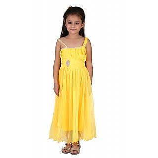 72c04a6f953ab Buy Qeboo Beautiful Party Wear Dress For Girls Online - Get 71% Off