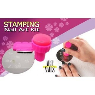 Online nail art stamping kit for decoration nail polish paint nail art stamping kit for decoration nail polish paint prinsesfo Image collections