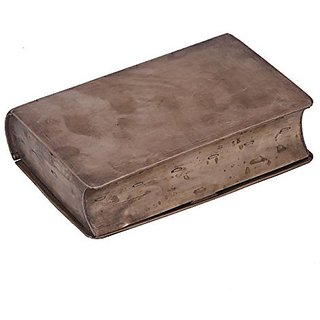 Handicraft Pan/Mukhwas Box Old With Multi Compartments By Bharat Haat BH05556