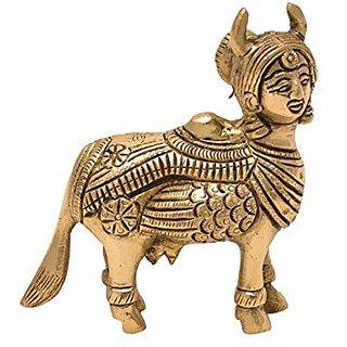 Decorative Kamdhenu Statue Handicrafts Product By Bharat HaatTradeBH06120