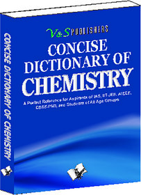 CONCISE DICTIONARY OF CHEMISTRY (POCKET SIZE)