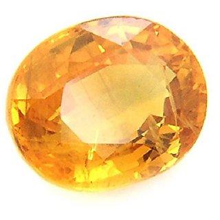 Best quality 6.25 CARAT UNHEATED,UNTREATED,CEYLON ORIGIN Yellow Sapphire,Pukhraj Stone,pushpraag,yellow stone for guru