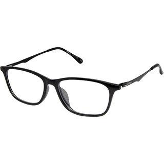 Cardon Matte Black Wayfarer Full Rim EyeFrame