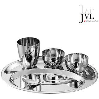 JVL Oval Thali Set