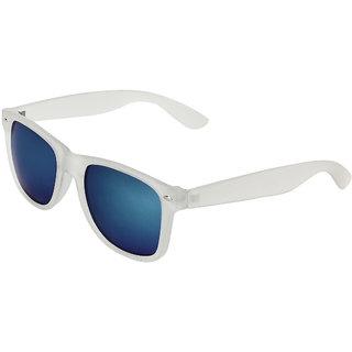 Zyaden White Wayfarer Sunglasses