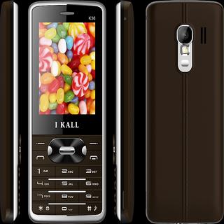 IKall K36  2.4 Inch Multimedia Mobile Alongwith (No Earphones)