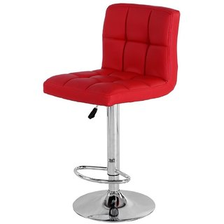 Kitchen/Bar Stool Red Colour