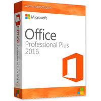 Microsoft Office 2016 Professional Plus GENUINE PRODUCT KEY
