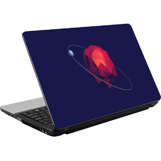Earth high Quality Vinyl  Laptop Skin