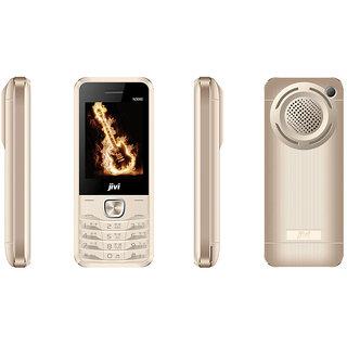Jivi Mobile PhonesBOOMBOX JIVI N 3000 GOLD