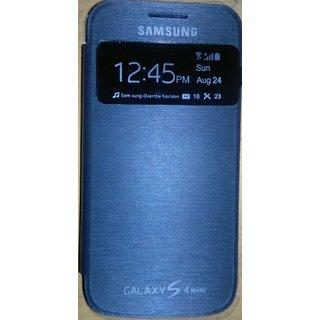 various colors 6cdef b42b1 Buy Samsung Galaxy S4 MINI I9192 Premium Flip Cover Online ...