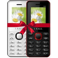IKall K66K66 Dual Sim Multimedia mobile Combo BUY 1 GET 1  (No Earphones)