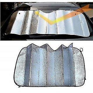 Foldable Auto Front Rear Window Sun Shade Car Windshield Visor Cover Block 144bd0eba13