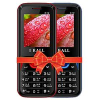 IKall K12K12 Dual Sim Multimedia Mobile Combo BUY 1 GET
