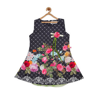 Rose Couture Baby Party Dress
